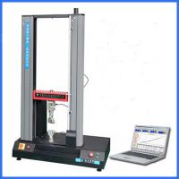 Wholesale Double Column Mechanical Tensile Testing Machines , AC Motor / 20KN Computer Control from china suppliers