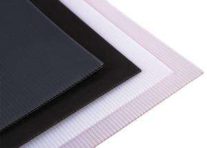 Wholesale Temporary Floor Protective 2400mm PP Flute Sheet from china suppliers