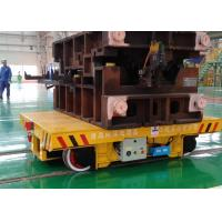 Wholesale Foundry plant mold transfer trolley steel die mold handling inter-bay from china suppliers