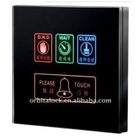 12V touch screen digital energy star multifunction smart switch