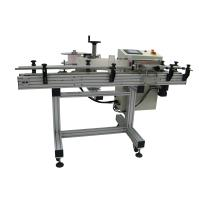 Wholesale Electronic Label Printing Machine , Vertical Round Bottle Labeling Machine from china suppliers