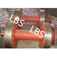 Wholesale Left / Right Rotation Lebus Grooved Drum For Petroleum Drilling Rig from china suppliers