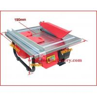 Wholesale 600W 180mm mini electric tile cutter/tile cutting machine for 45 degree,tile saw,stone saw, brick saw from china suppliers