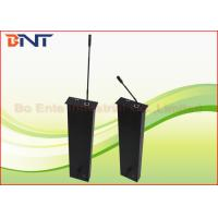 Wholesale Matte Black Aluminum LCD Motorized Lift , Conference Audio System Microphone Motorized Lifting Mechanism from china suppliers