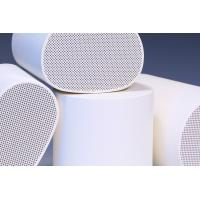Wholesale Honeycomb Ceramic Cordierite DPF For Catalytic Converters from china suppliers