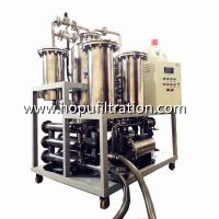 Wholesale Frying  Oil Purification Plant, Cooking oil decolorization System, Waste Restaurant Oil Purifier ,factory sale from china suppliers