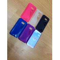 Wholesale S-line Soft Protective Case For Samsung Galaxy S6 Edge,6Colors from china suppliers