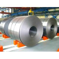Wholesale Cold Rolled Galvanized Steel Coil With ASTM Standard , CS Type C Grade from china suppliers