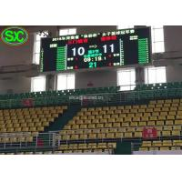 Wholesale P10 Sports Scoreboard Stadium Full Color Football LED Display WIFI Control from china suppliers