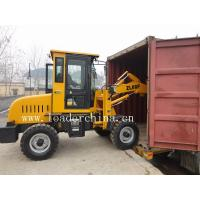 Wholesale 0.8T wheel loader ZL08F with optional accessories from china suppliers