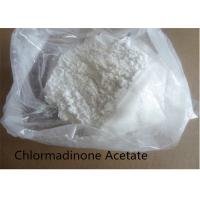 Wholesale Purity 99% Female Steroid Hormone Powder Chlormadinone Acetate CAS 302-22-7 from china suppliers