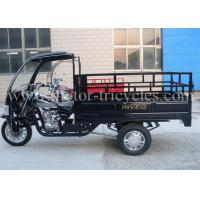 Wholesale Professional Custom Cargo Motor Tricycle , Covered Motorcycle Three Wheel from china suppliers