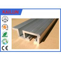 Wholesale 75 Mm Width Exterior Door Aluminum Threshold Replacement With 12 Mm Channel from china suppliers