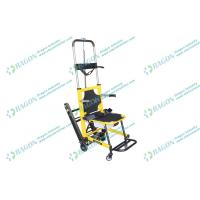 Wholesale Mobile emergency ambulance chairs for stairs evacuation with two folded handles from china suppliers
