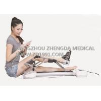 Wholesale Adjustable CPU Control Lower Limb CPM Medical Equipment Knee Therapy Machine from china suppliers