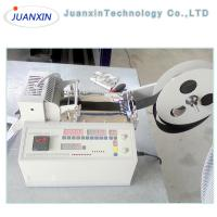 Buy cheap JX-980 Hot knife ribbon cutting machine/hot knife cutter for webbing tape from wholesalers