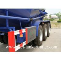 Wholesale 30CBM 40Ton Tanker Trailer For Powder And Particle Material Transportation from china suppliers