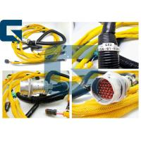 Buy cheap Yellow PC400-7 Excavator Engine Parts 6D125 Diesel Engine Wiring Harness 6156-81-9320 from wholesalers