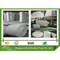 Wholesale Recycled Material Hard Stiff 1000gsm Grey Paper board in Sheet or Reel from china suppliers