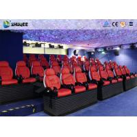 Wholesale Interrative 5D Cinema Equipment For Visual Feast from china suppliers
