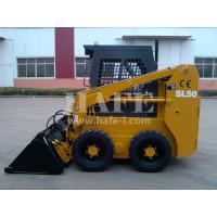 Wholesale SL50 wheel skid steer loader With Parkins engine from china suppliers