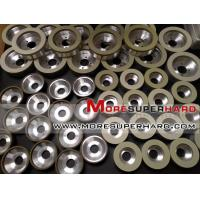 Wholesale High efficiency Vitrified PCD grinding wheel, vitrified diamond grinding wheel for PCD-julia@moresuperhard.com from china suppliers