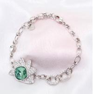 Wholesale Ref No.: 205004 Sunflower Elements Swarovski bracelet bangle imitation jewellery online australia jewelry shops from china suppliers