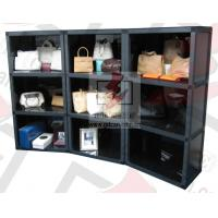 Wholesale Adjustable Stacking Cardboard Storage Shelves Racks Corrugated from china suppliers