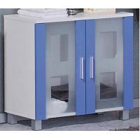 Wholesale Panel Furniture Modern Bathroom Sink Furniture Cabinet For Space Saving from china suppliers