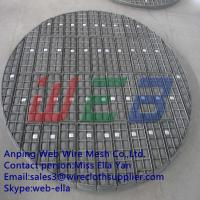 Wholesale stainless steel demister pads from china suppliers