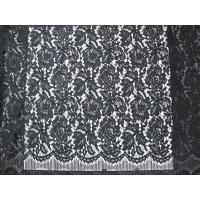 Wholesale Cotton Nylon Rayon Corded Lace Fabric from china suppliers