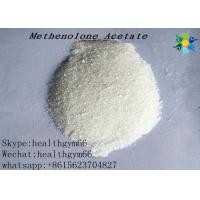 Wholesale Safe Muscle Building Steroids For Men , Muscle Steroid Injections Primobolan Methenolone Acetate from china suppliers