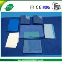 Wholesale Disposable EO sterile nonwoven surgical drapes hand and foot drape extremity drape from china suppliers