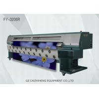 Wholesale Durable Solvent PVC Vinyl Sticker Printing Machine Easy Operation FY-3206R from china suppliers