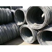 China SAE1008 Hot Rolled Steel Galvanized Wire Rope / Wire Rod Diameter 6.5mm For Concrete on sale