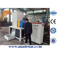 Quality Single Shaft Shredder Machine for sale