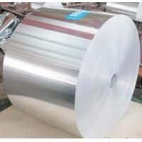 Wholesale Polyester film lamination 8011 O Aluminum foil for flexible air duct from china suppliers