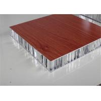 Wholesale Insulated Honeycomb Aluminum Panels For Roof Ceiling Sheet AAMA Certification from china suppliers
