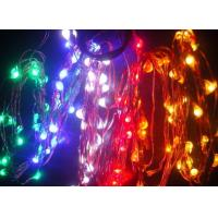Wholesale 5m/25leds Flat battery operated holiday time lights from china suppliers