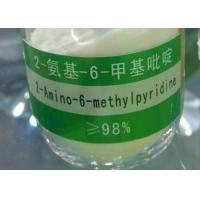Wholesale Pharmaceutical Intermediates 2 Amino 6 Methylpyridine CAS No. 1824-81-3 from china suppliers
