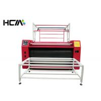 Wholesale Creative Sublimation Roller Heat Transfer Machine Rewinding With Teflon Roller from china suppliers