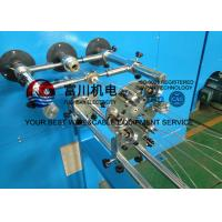 Wholesale Enameled Wire Bunching Machine / Cable Manufacturing Equipment For Above 7 Pcs from china suppliers
