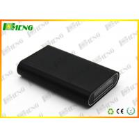Wholesale Mobile Lithium Battery Charger Dual USB Power Bank For 4 × 18650 battery from china suppliers