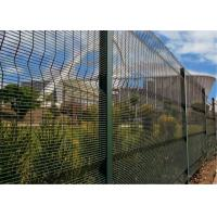 Wholesale Durable 358 ClearVu anti climb fence from china suppliers
