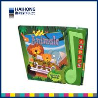 Wholesale Funny Baby music book  Printing with  two 300 gsm cardboard mounted , die cut , glue Binding from china suppliers