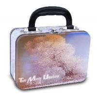 Wholesale Lunch Tin & Handle Tin (MP0008) from china suppliers