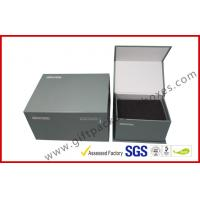 Wholesale Handmade magnet gift packing box different size CMYK printing with black foam inside from china suppliers
