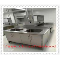 China Stainless Steel Lab Tables And Furnitures For Hospital Cleaning Room on sale