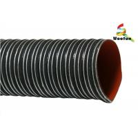 Wholesale Plain Cut Silicone Flexible Duct for Both High and Low Temperature from china suppliers
