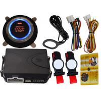Wholesale Invisible Car Engine Start Stop System With Ignition Button , RFID Anti Theft Protection from china suppliers